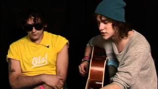 MGMT interview - Andrew Van Wyngarden and Ben Goldwasser (part 4)