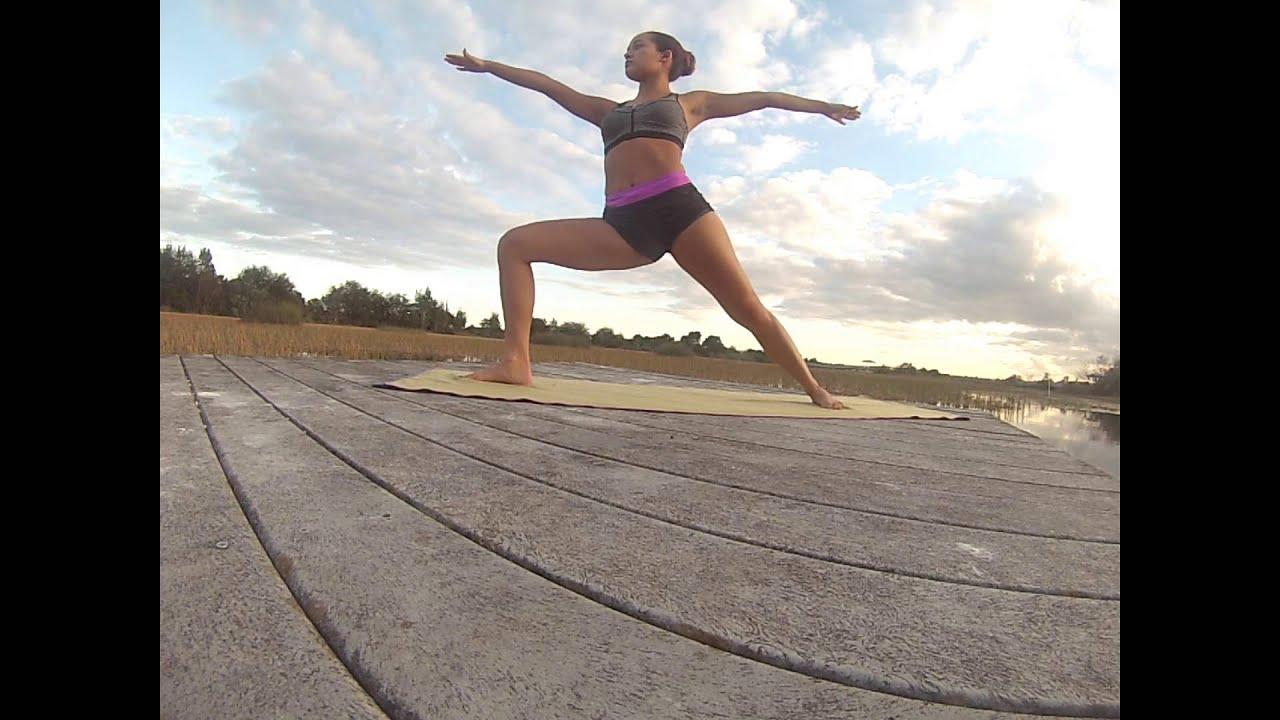 NANI Yoga Warm Up Flow YouTube