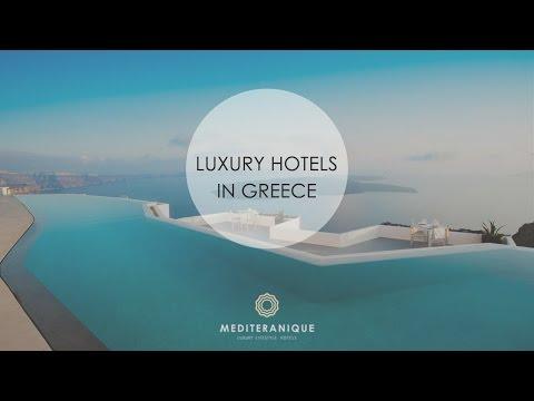 The Best Luxury Hotels in Greece