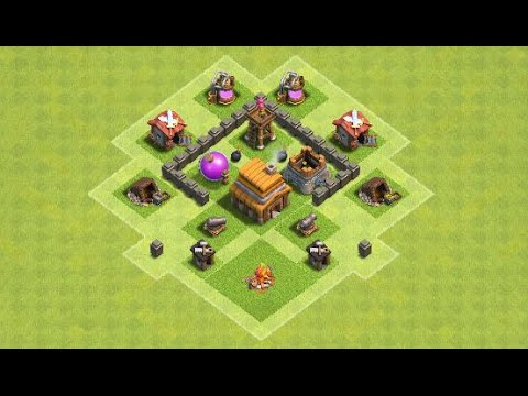 Best Th 2 Base Coc 3