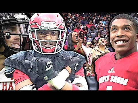 💥 💯 Texas Undefeated (15-0) North Shore  vs Lake Travis | 6A D1 State Semi-final | #UTR Mix