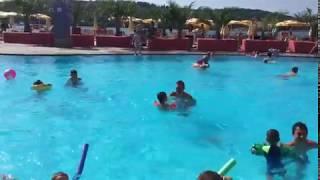 Отдых в Хорватии, Resort Del Mar, бассейн