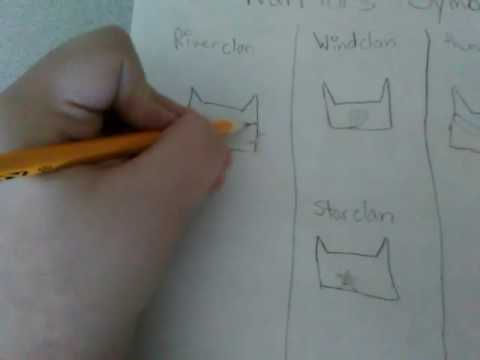 Warrior Cats Symbols Youtube