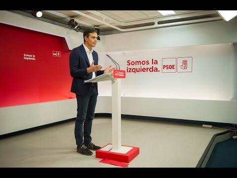 Pedro Sánchez acuerda abrir la vía de la reforma constitucional