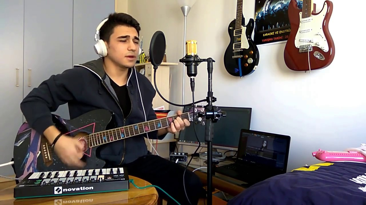 guitare u turn lili
