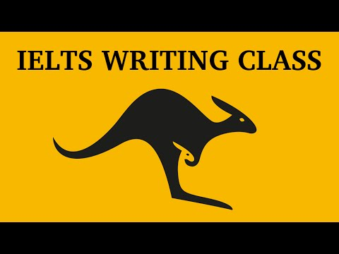 IELTS Academic exam writing masterclass | Canguro English