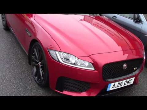 Carlease UK Video|Jaguar XF V6 S Diesel|Car Leasing Deals   YouTube