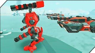 ЭПИЧЕСКИЕ ЮНИТЫ ПРОТИВ ВСЕХ - Игра Army Battle Simulator. Лучшие игры для андроид