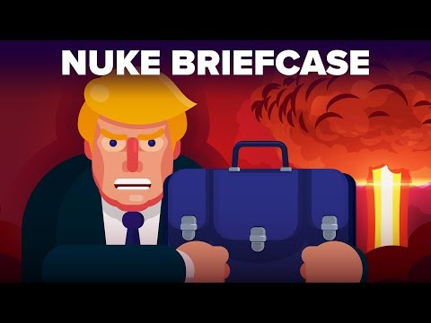 What Is The Nuclear Football (The Briefcase That Can Destroy