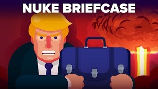 What Is The Nuclear Football (The Briefcase That Can Destroy The World)?