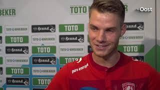 FC Twente bekert door na ijzersterke tweede helft in Groningen