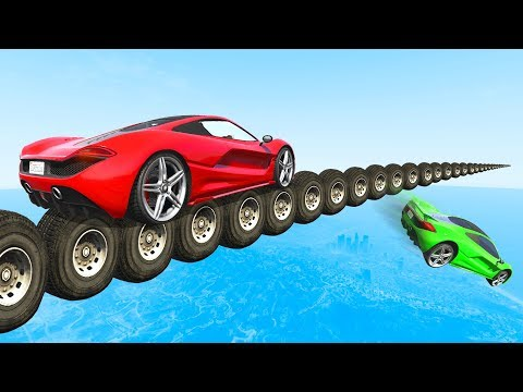 99% Can NOT Finish This Race! - GTA 5 Funny Moments