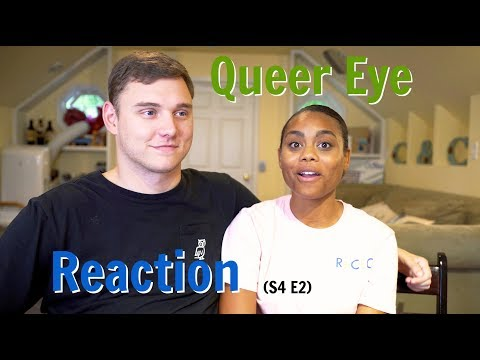 Disabled, but not really... *Reacting to Queer Eye S4 E2*