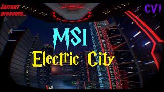 オクルスリフト  Virtual Reality: MSI Electric City