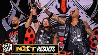 The OC Invade, Tease Bullet Club Reunion? | NXT & NXT UK Review & Results | Going In Raw Podcast