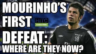 Mourinho's FIRST Premier League DEFEAT: Where Are They Now?