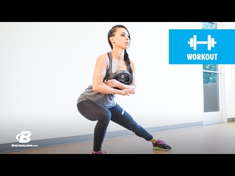 Lower-Body Dorm Room Workout | Katie Chung Hua