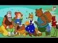 Любимые детские сказки Репка Лиса и Журавль Курочка Ряба Красная Шапочка Теремок Колобок mp3