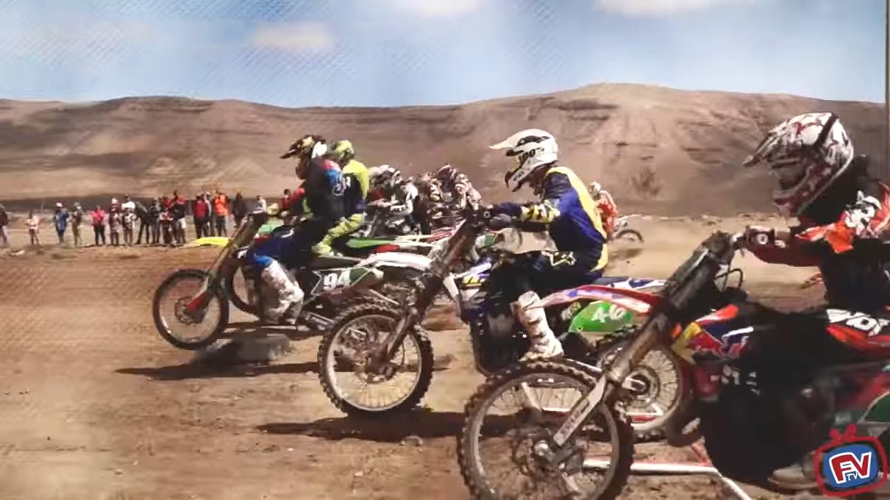 Campeonato regional de motocross Fuerteventura