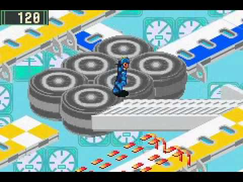 TAS Mega Man Battle Network 2 GBA in 98:35 by mtvf1