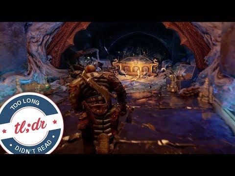 God Of War - Nornir Chest - Tyr's Temple
