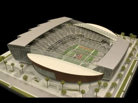 Oakland Raiders Las Vegas Sands NFL Stadium Proposal Opposed By 7 Nevada Unions