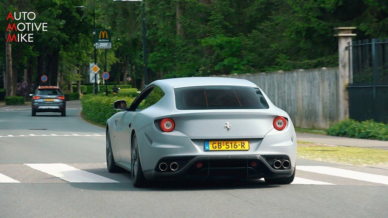 Sportscars Accelerating - Capristo R8, ABT RS3, 440HP Supra Mk5, 540HP Milltek M4