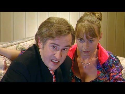 Alan & The Sex People - I'm Alan Partridge - BBC