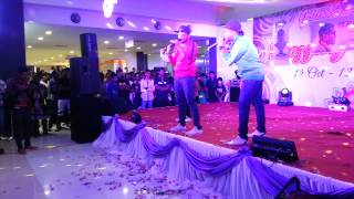 Download KL Sareke Live performance (Havoc Brothers).mp4 MP3 song and Music Video