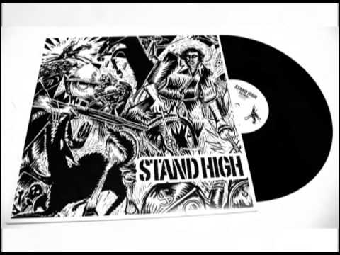 "PUPAJIM / STAND HIGH PATROL: ""Television Addict"" (12inch - SHRecords - SH001)"