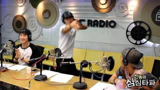 신동의 심심타파 - Mondaykiz Han byeol & 100% Min woo & H-Eu gene 매력발산 20130622