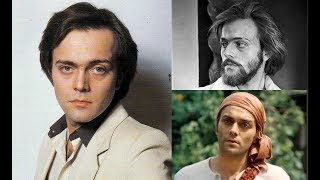 Умер актер Андрей Харитонов, сыгравший главную роль в фильме «Овод»