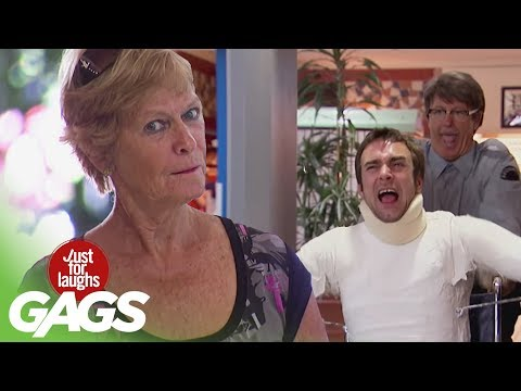 Breaking People's BONES | Best Of Just For Laughs Gags