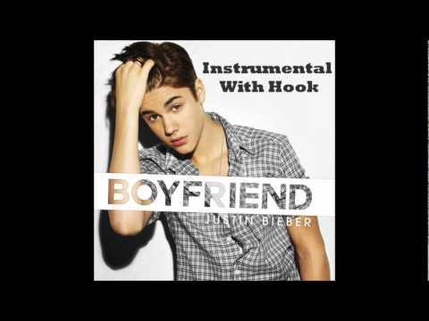 Justin Bieber - Boyfriend Instrumental With Hook