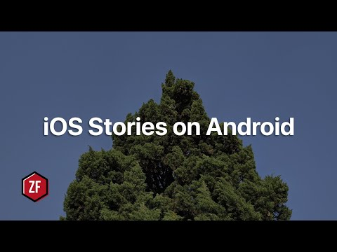 How To Make IOS Instagram Stories On Android