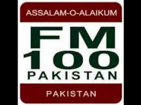 khawab dareechay with Rj aman fm radio 100 lahore station 5th April 2016