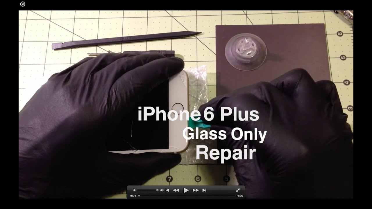 iphone 6 repair iphone 6 plus glass only screen repair 11394