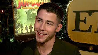 Nick Jonas Reveals His Mom Cried Over Golden Globe Nomination, Says He 'Pinched' Himself (Exclusi…