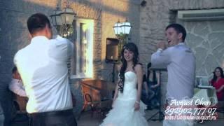 Ведущий, Тамада на свадьбу во Владимире Август Чен