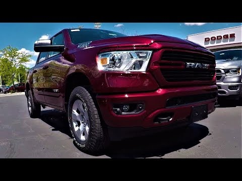 2019 Ram 1500 Big Horn North Edition: This or the Sport Package?