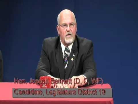 Election 2015 - Cayuga County Legislature District 10 debate