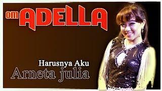 Download HARUSKAH AKU - ARNETA JULIA - OM ADELLA - LIVE DIANA RIA TEMANGGUNG JAWA TENGAH