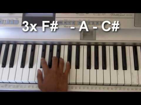How To Play Billionaire On Piano Youtube