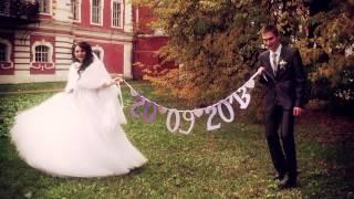 Осень, Вологда, ЛЮБОВЬ...(Victoria & Andrey)