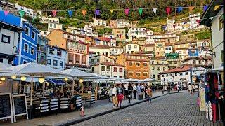 Un Dia en Cudillero, Asturias