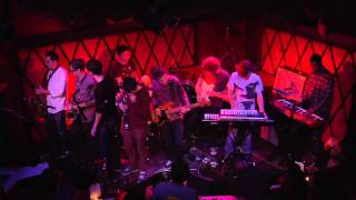 Snarky Puppy Live at Rockwood - Native Sons feat John Ellis