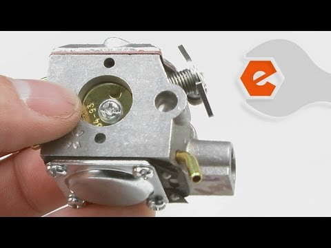 Trimmer Repair - Replacing the Carburetor (Ryobi Part # 791-182875)