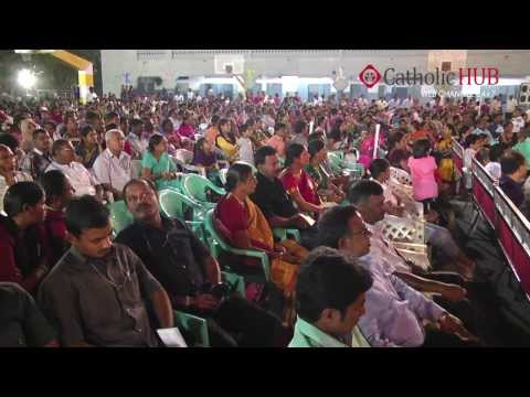 Annual Cultural Festival 2013-2014 At St.Joseph's School, Malakpet, Hyderabad 16-02-2014 HD Part 1