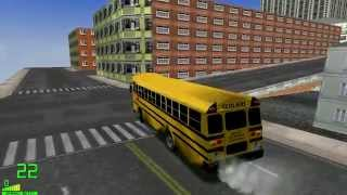 mm2 遊車河 906 school bus thomas mvp 1997 ecoliers in aeda spada city 校車