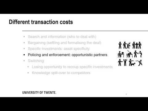 2 2 L&G Transaction costs economics T